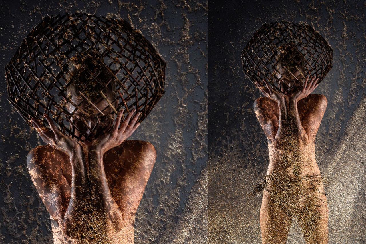 Canvas 1 - Foto | Kunst | Werk | Reiter